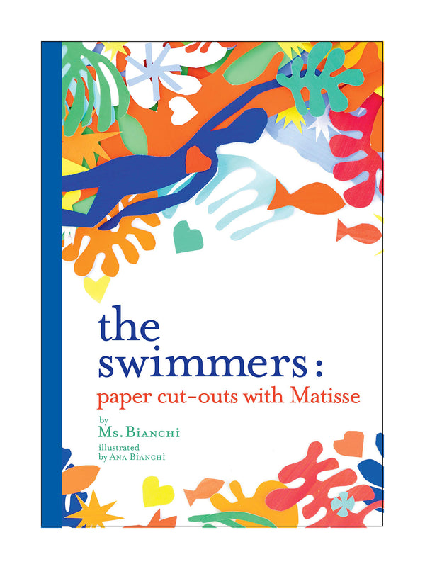 The Swimmers: Paper Cut-Outs with Matisse