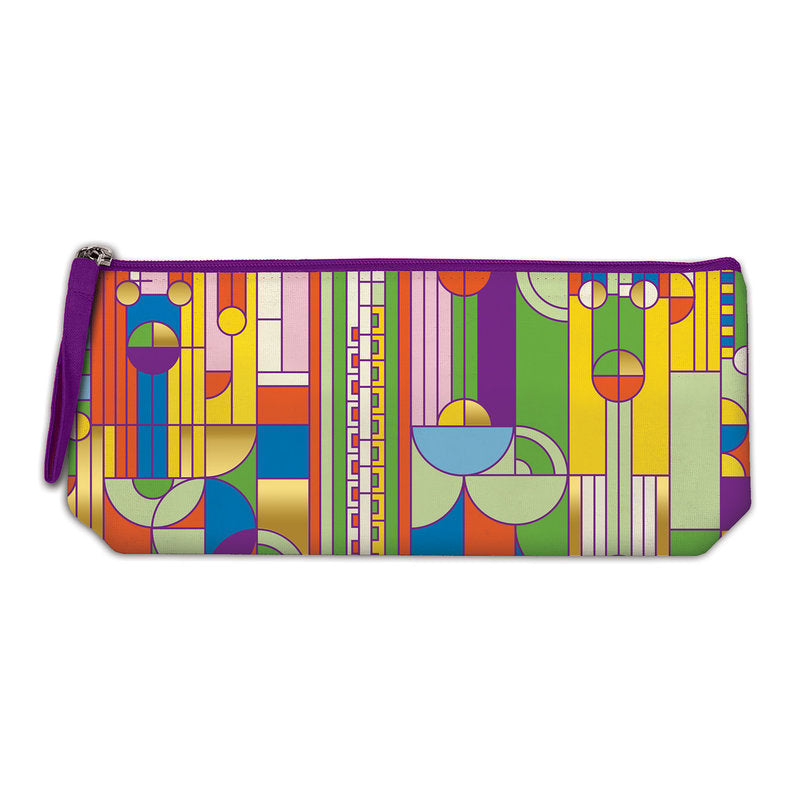 Saguaro Forms + Cactus Flowers Pencil Pouch