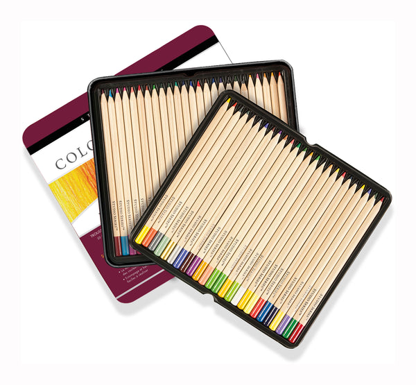 Deluxe Colored Pencil Set of 50