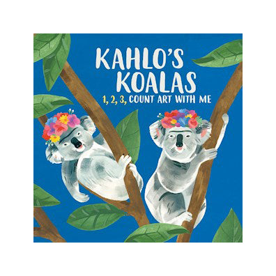 Kahlo's Koalas 123 Count Art with Me