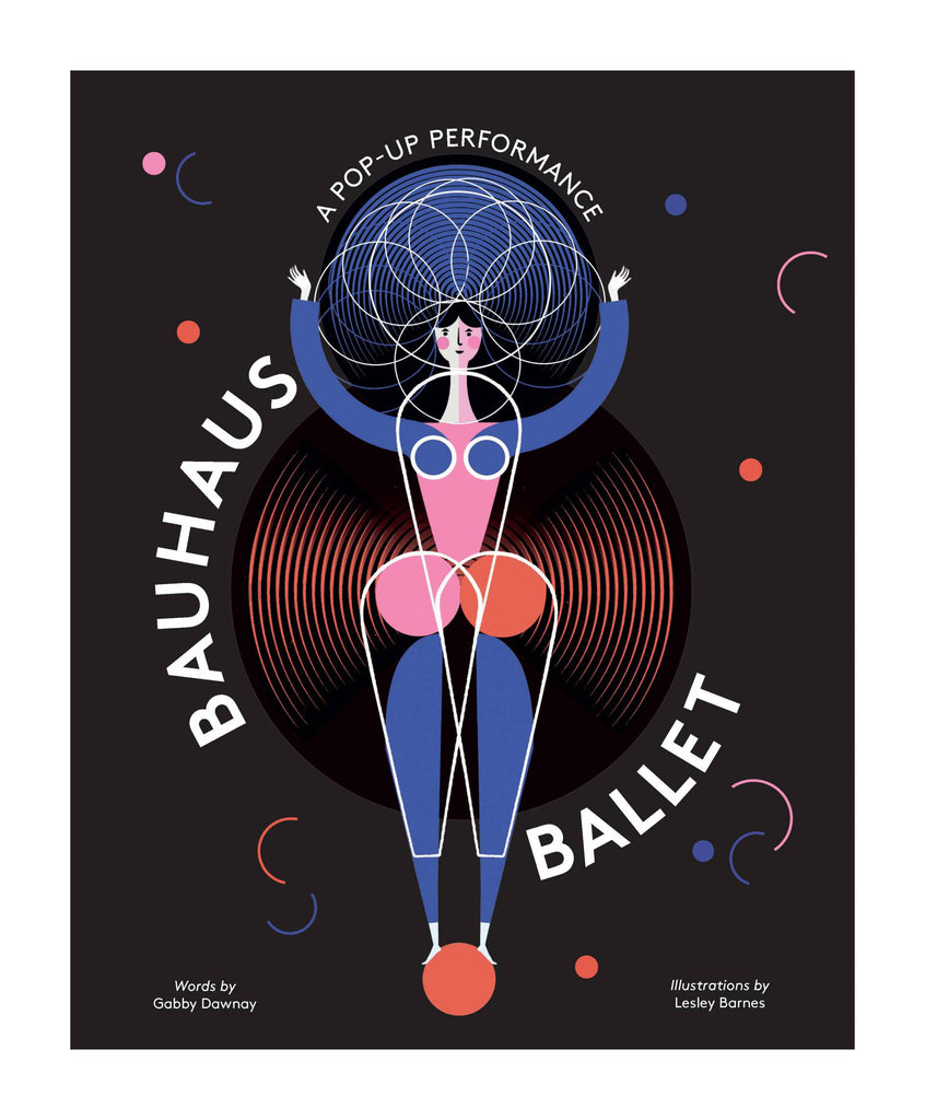 Bauhaus Ballet Pop-up Book