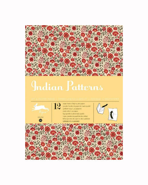 Indian Patterns Creative Papers