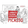 An Animated Coloring Adventure Picasso