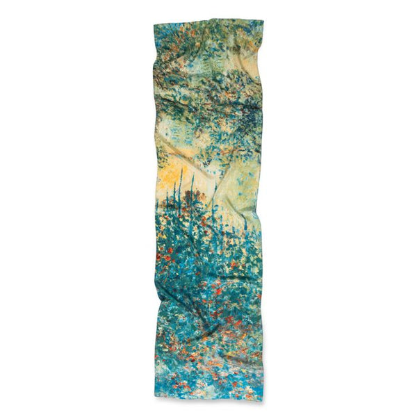 Monet Garden at Argenteuil Scarf
