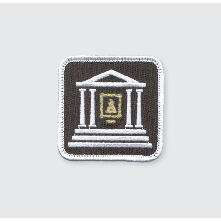Art Museum Merit Badge Patch