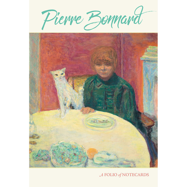 Pierre Bonnard Notecard Folio Box
