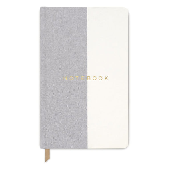 Book Cloth Halfsies Notebook