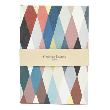 Christian Lacroix Mascarade Arlequin Notebook