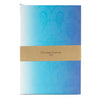 Christian Lacroix Neon Blue Paseo Notebook
