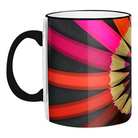 Colored Pencil Mug