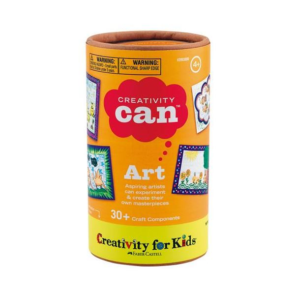 Creativity Can of Art