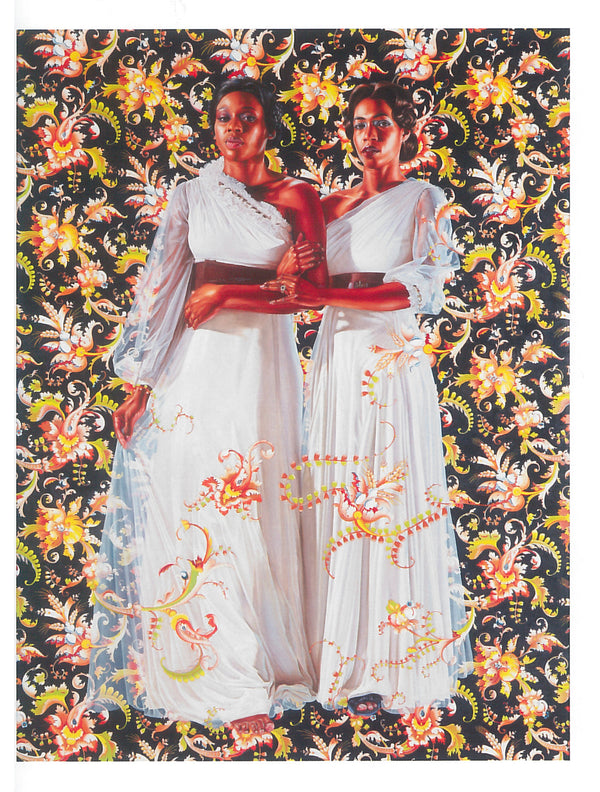 "Kehinde Wiley ""Economy of Grace"" Single Notecards"