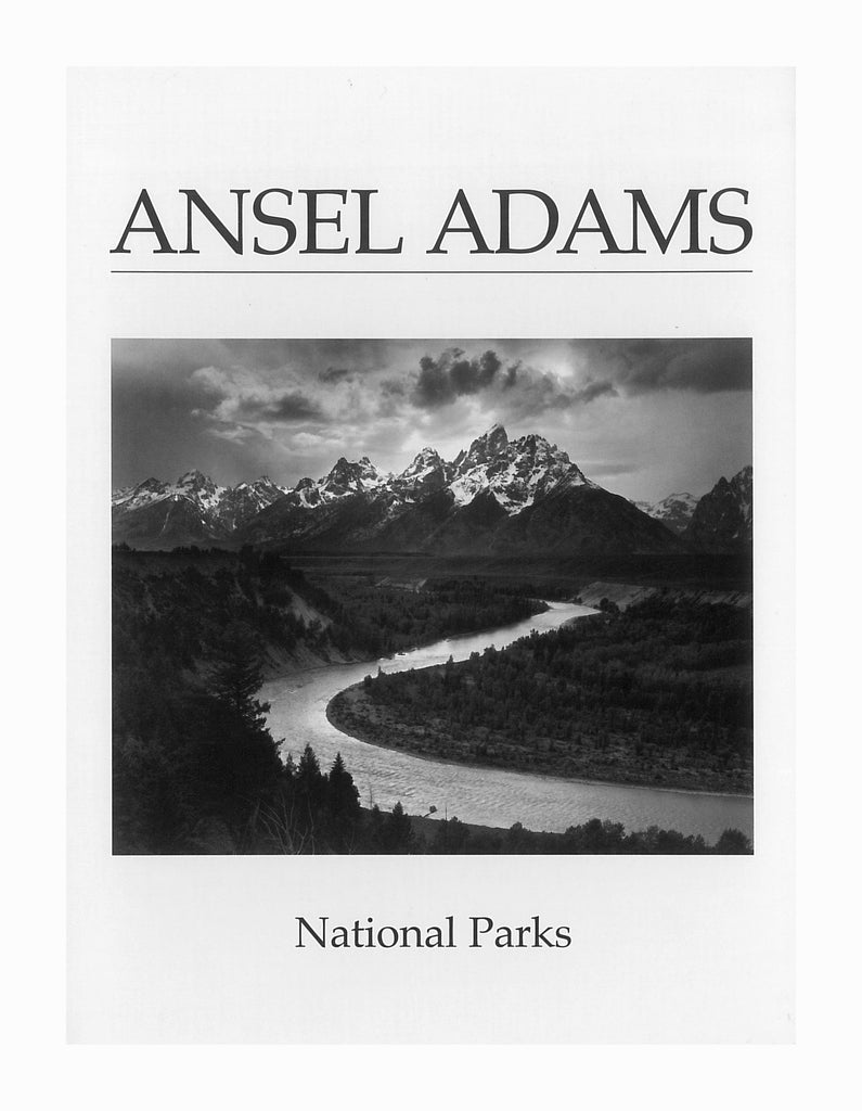 Ansel Adams National Parks Boxed Notecards