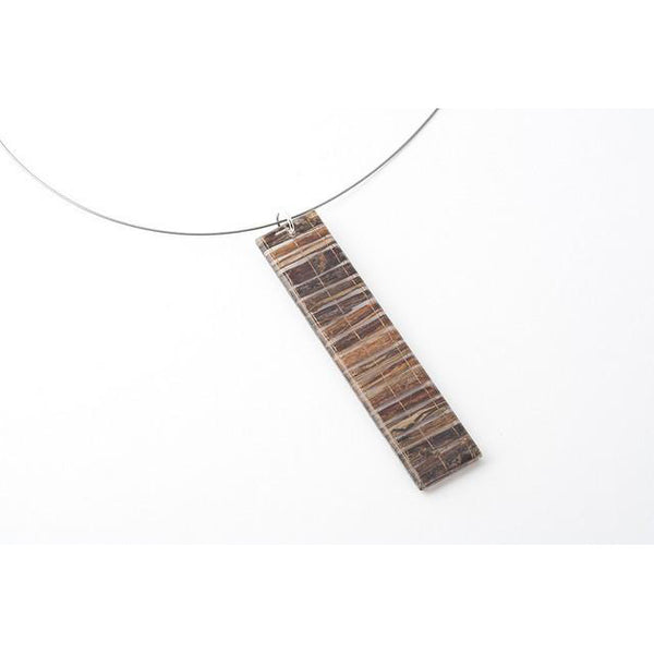 Banana Fibre Necklace
