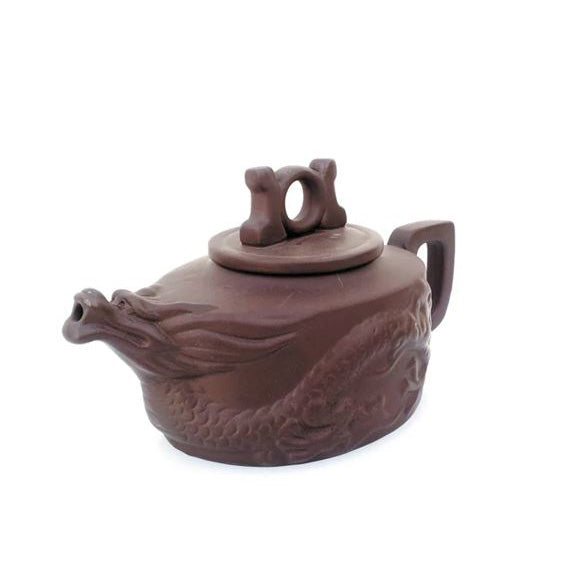 Dragon Chinese Yi Xing Teapot