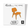 Eames DCW Chair Enamel Pin