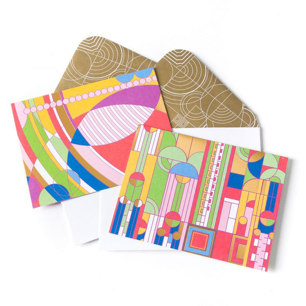 Frank Lloyd Wright Assorted Boxed Notecards