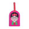 Frida Kahlo Luggage Tag