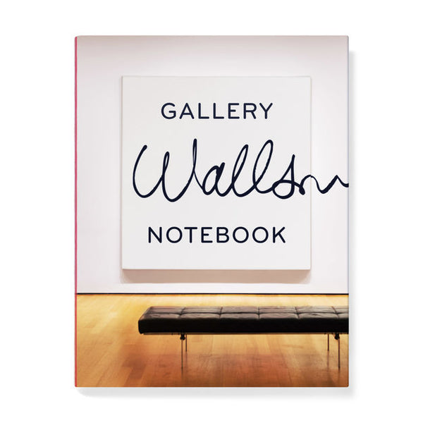 Gallery Walls Notebook