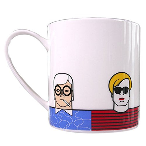 Great Modern Artists Bone China Mug