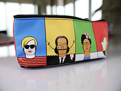 Great Modern Artists Pencil Case