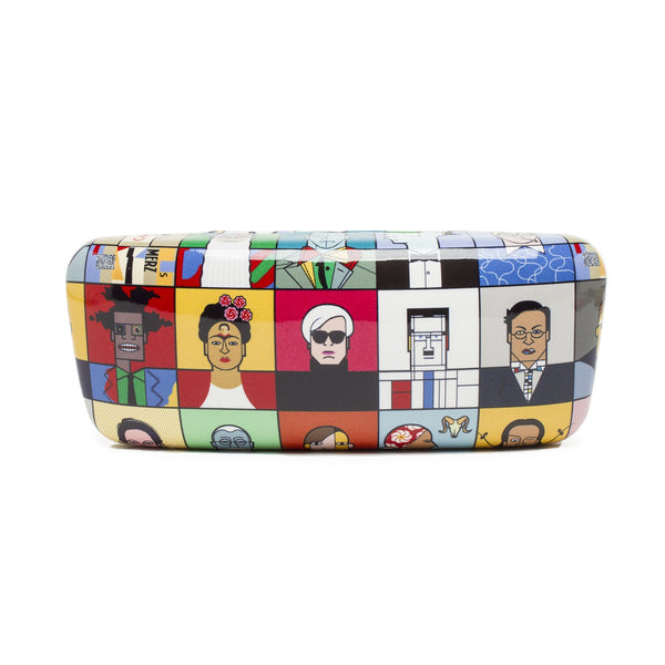 Great Modern Artists Glasses Case