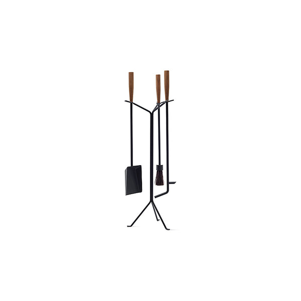 Nelson Fireplace Tool Set - Herman Miller
