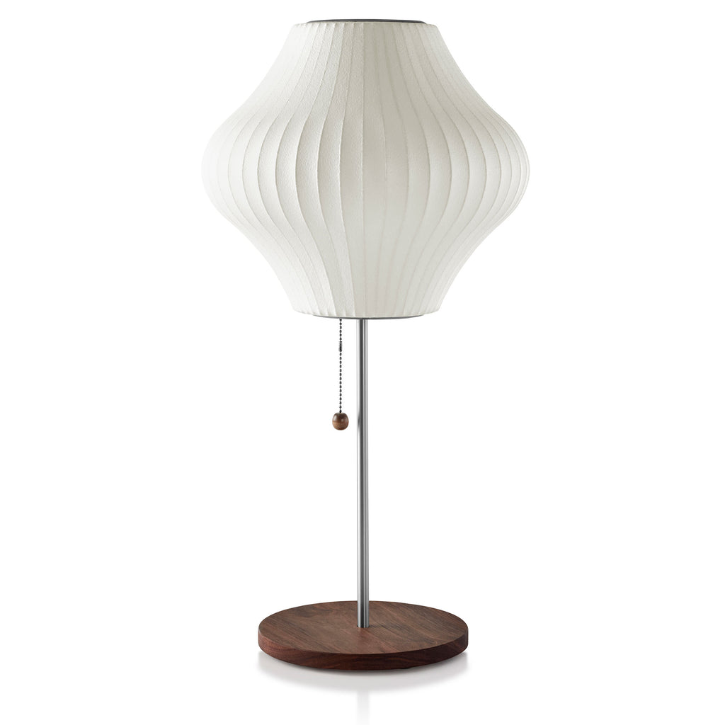 Nelson Pear Lotus Table Lamp - Herman Miller