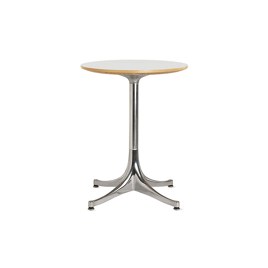 Attrayant Nelson Pedestal Side Table   Herman Miller