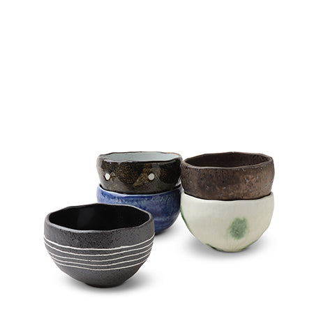 Hinata Japanese Tea Bowl Set