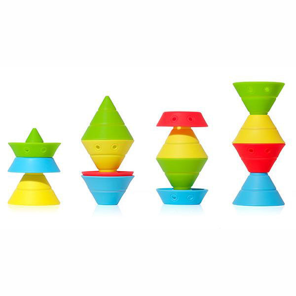 Hix Convertible Construction Cones Toy