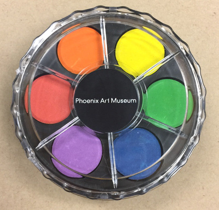 Phoenix Art Museum Watercolor Paint Set