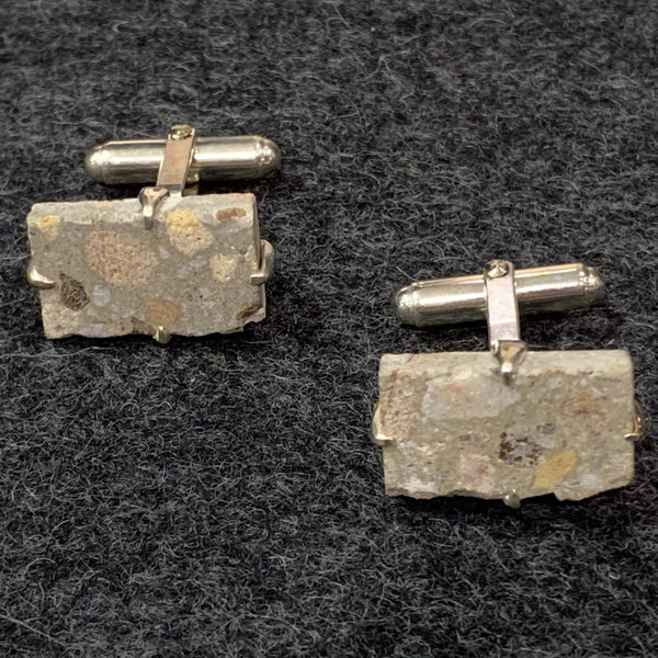 Architectural Salvage Paver Cufflinks