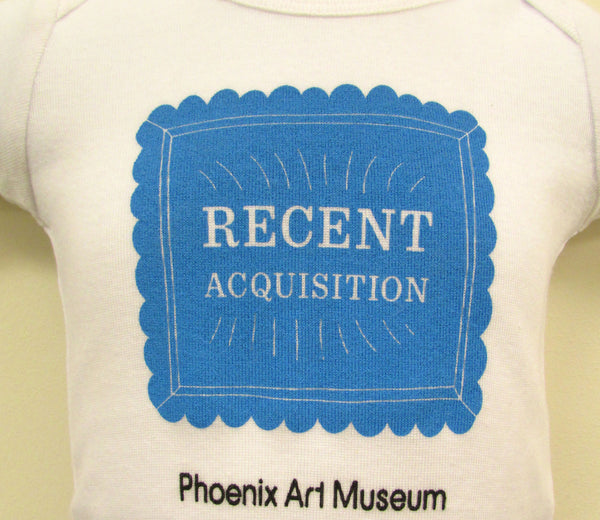 Recent Acquisition Infant Onesie