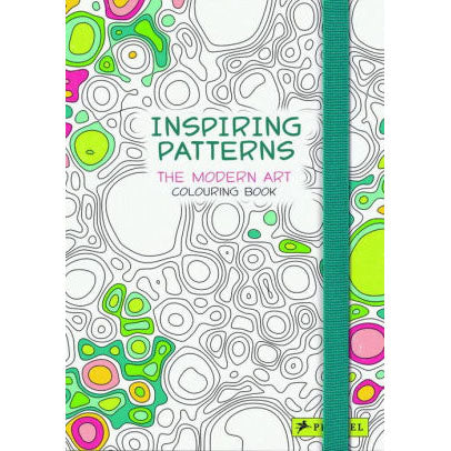 Inspiring Patterns: The Modern Art Colouring Book