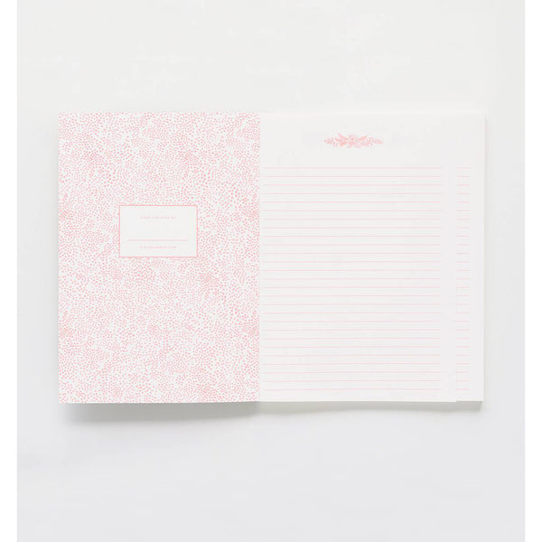 Rifle Paper Co. Juliet Rose Memoir Notebook