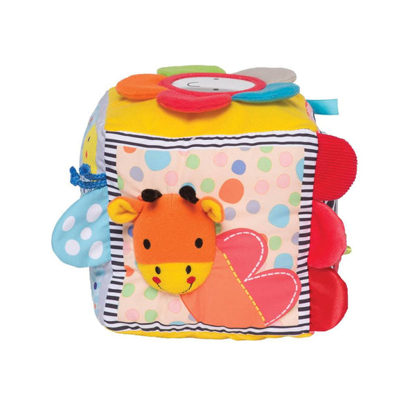 Little Explorer Activity Cube Baby Toy