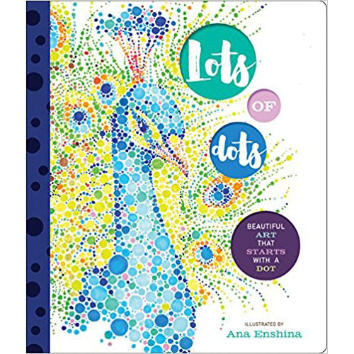 Lots of Dots Coloring Book