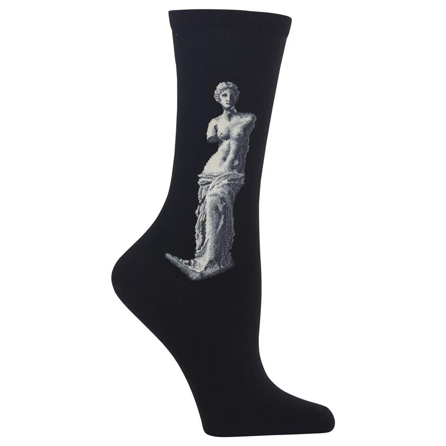 Men's Venus de Milo Trouser Socks