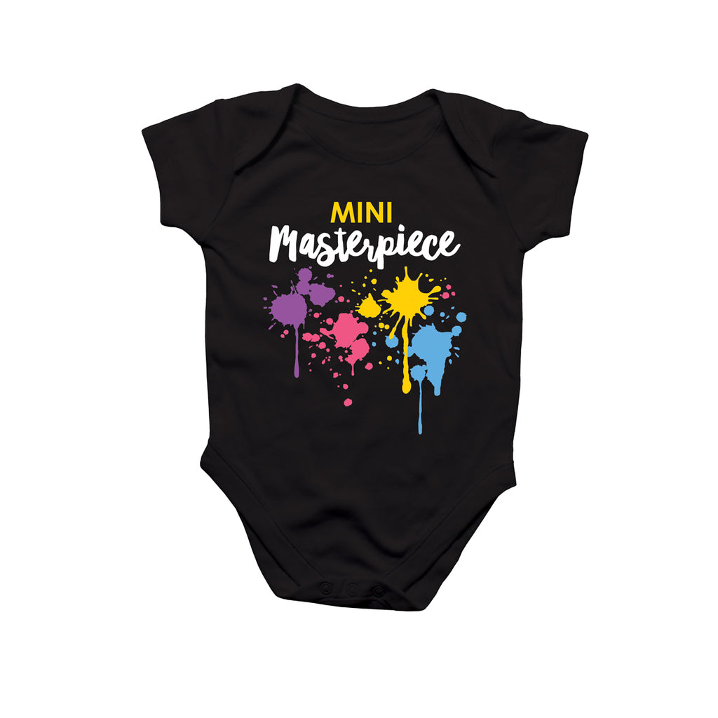 Mini Masterpiece Onesie