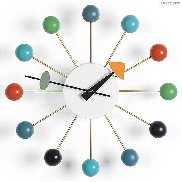 Nelson™ Ball Clock Produced By Vitra