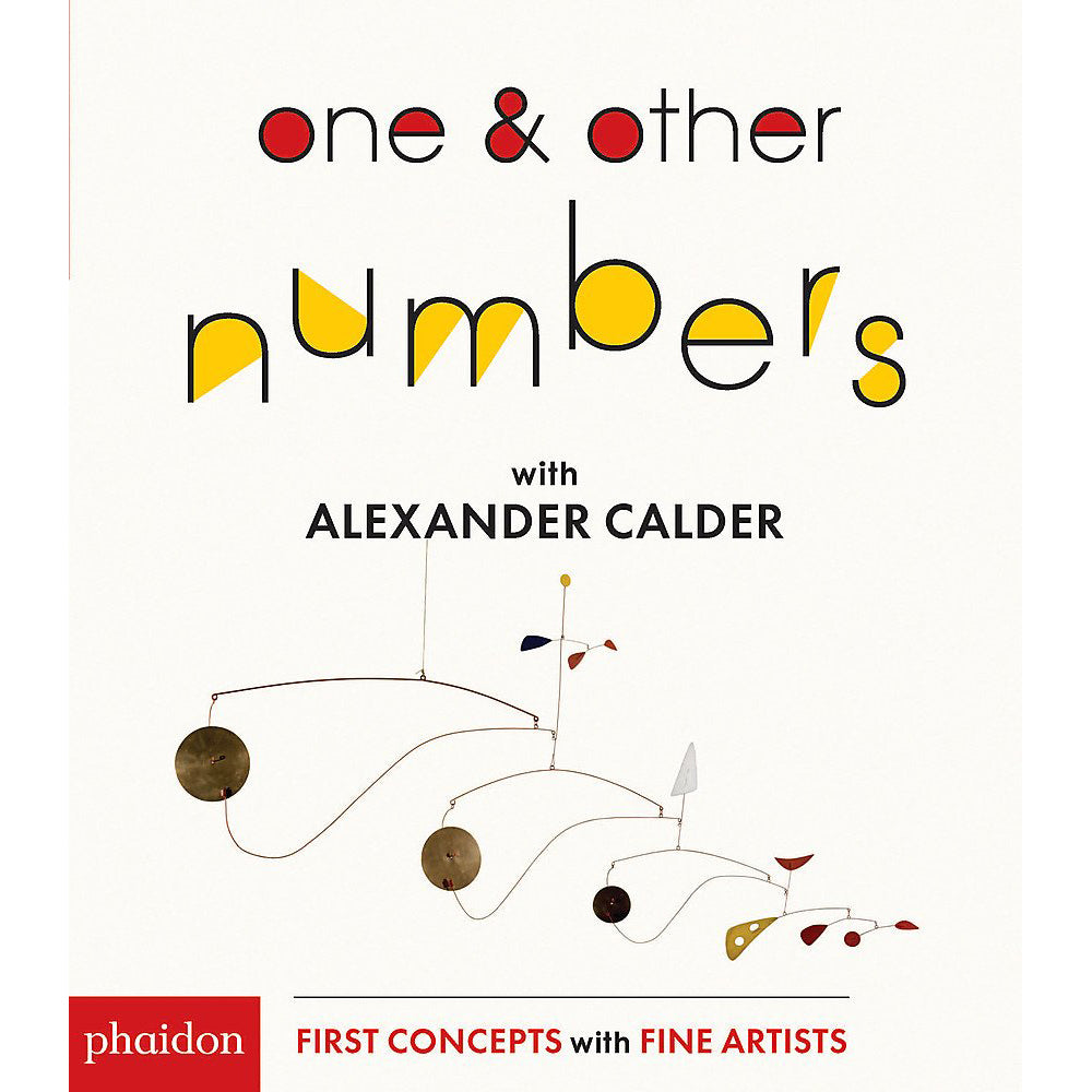 One & Other Numbers with Alexander Calder - Board Book