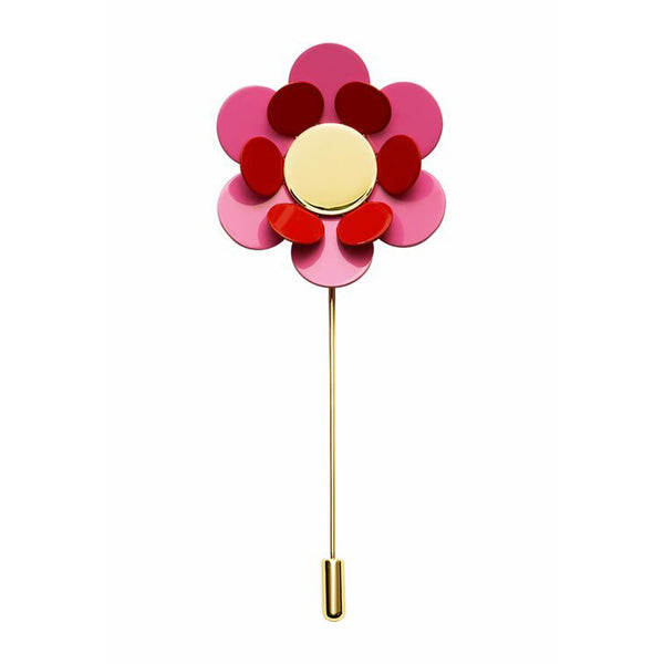 Isuwa Oya Pink Flower Pin
