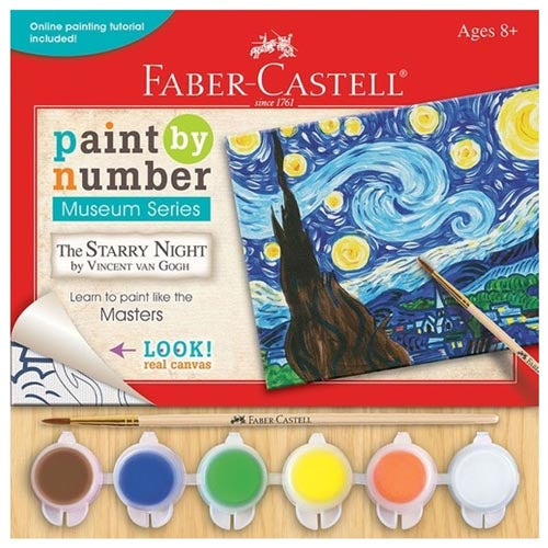 Paint by Number  The Starry Night