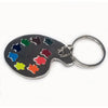 Phoenix Art Museum Artists Palette Keychain