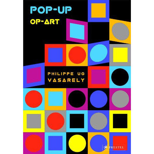 Pop-Up Op-Art Book: Vasarely