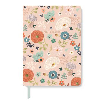 Ranunculus Soft Cover Journal