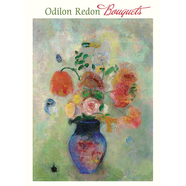 Odilon Redon Bouquets Boxed Notecards