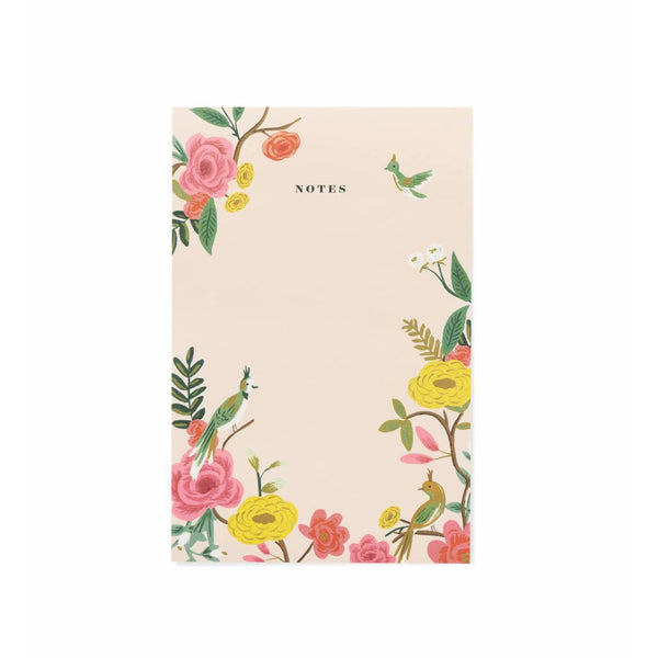 Rifle Paper Co. Shanghai Garden Notepad