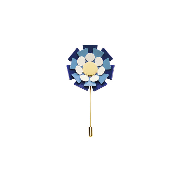 Isuwa Sineria Flower Pin